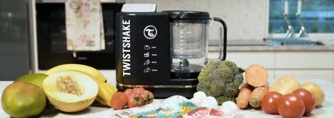 Twistshake® procesor za baby hranu