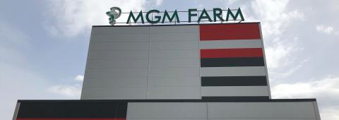 Dobrodošli na web stranicu veledrogerije MGM farm d.o.o. Kakanj